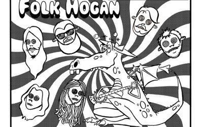 Folk Hogan Coloring Contest