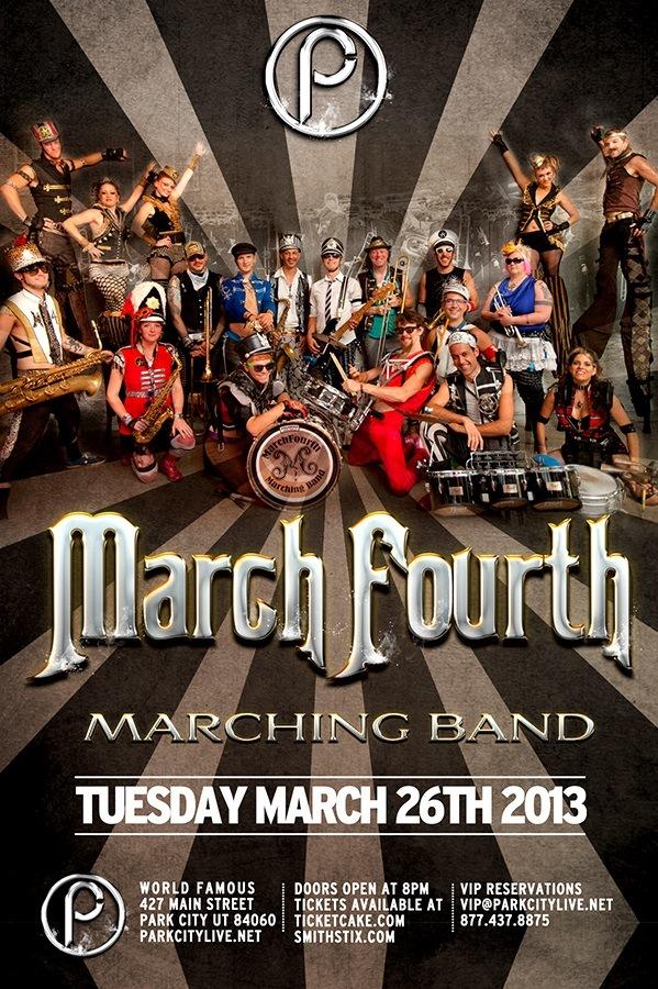 MarchFourthMarchingBand